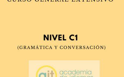 Curso General Extensivo Nivel C1 (Gramática y Conversación)