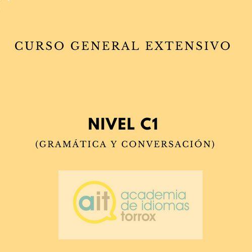 GENERAL EXTENSIVE COURSE Level C1 (Grammar and Conversation)