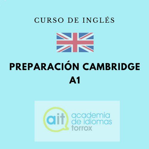 Cursos Preparación Cambridge A1