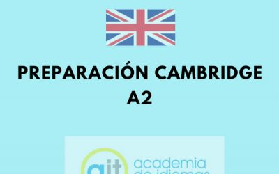 Cursos Preparación Cambridge A2