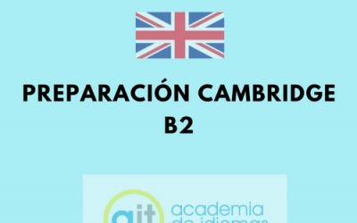 Cursos Preparación Cambridge B2