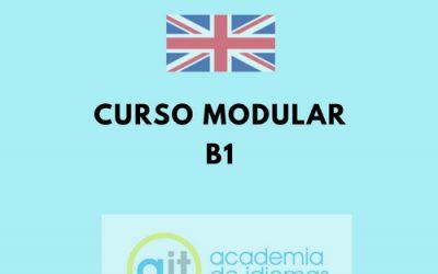 Cursos Modular B1