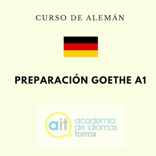 Cursos Goethe A1