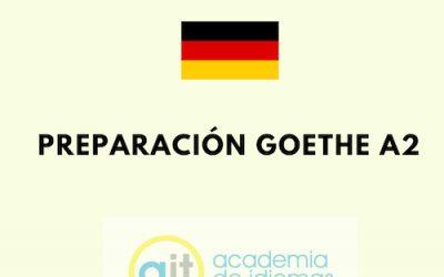 Cursos Goethe A2
