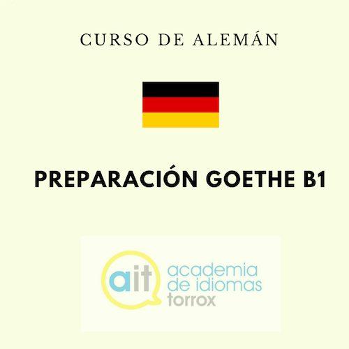 Cursos Goethe B1