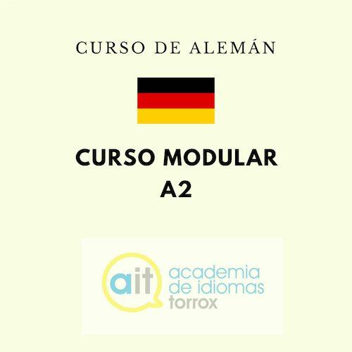 Cursos Modular Adultos A2