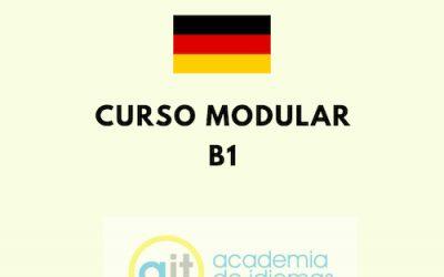 Cursos Modular Adultos B1