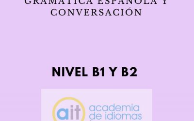 GENERAL INTENSIVE COURSE Level B2 (Grammar and Conversation)