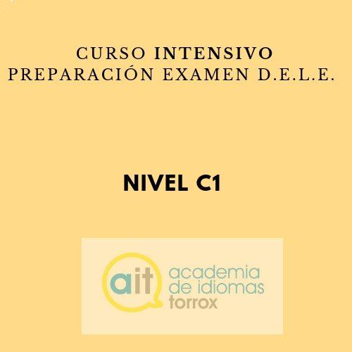 Curso intensivo preparación examen D.E.L.E. (C1)