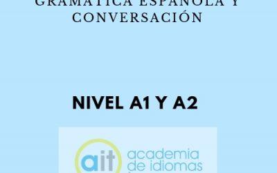 Curso semi-intensivo de gramática española y conversación (A1 y A2)