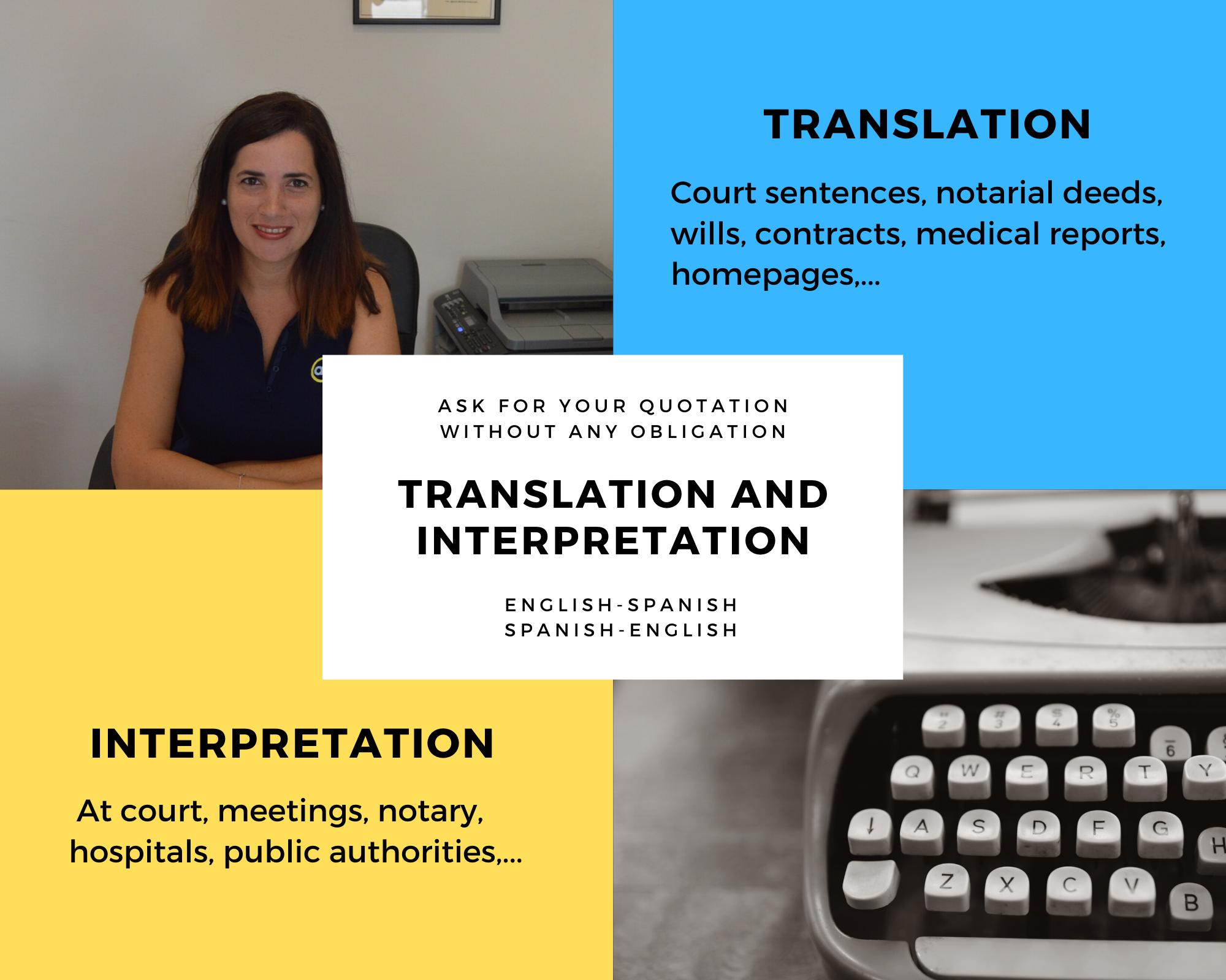 Translation and Interpretation Service