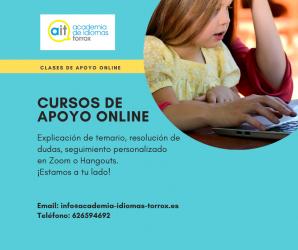 CURSO DE APOYO ONLINE