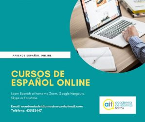 SPANISH COURSES ONLINE (ONE-TO-ONE)